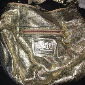 Poppy coach bag